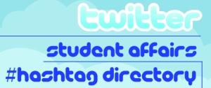Student Affairs Twitter Hashtag