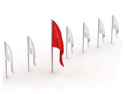 recognizing red flags in dating